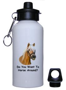 Horse Around: Water Bottle