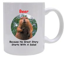 No Salad: Mug