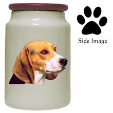 Beagle Canister Jar