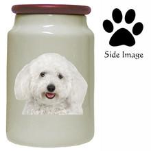 Bichon Canister Jar