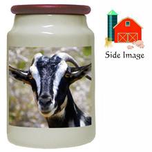Goat Canister Jar