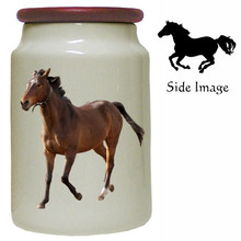 Arabian Canister Jar