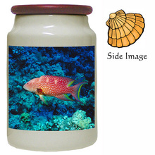 Grouper Canister Jar