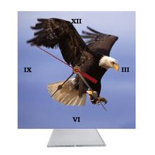 Eagle Desk Clock