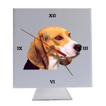 Beagle Desk Clock