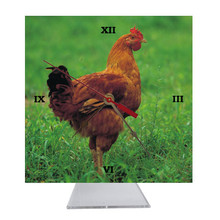 Chicken Desk Clock