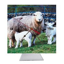 Lamb Desk Clock
