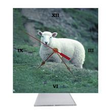 Sheep Desk Clock