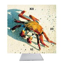 Crab Desk Clock