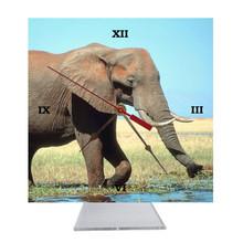 Elephant Desk Clock