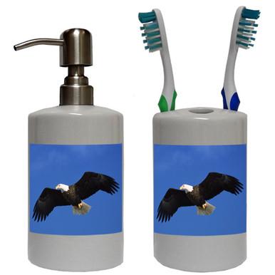 Eagle Bathroom Set