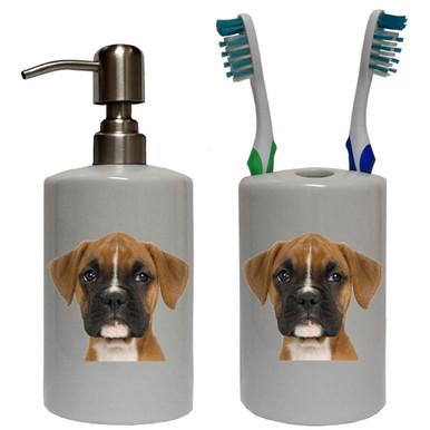 Boxer Bathroom Set