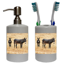 Donkey Bathroom Set