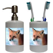 Fox Bathroom Set