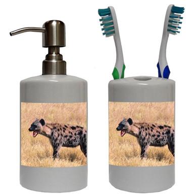 Hyena Bathroom Set