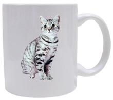 American Shorthair Cat Coffee Mug