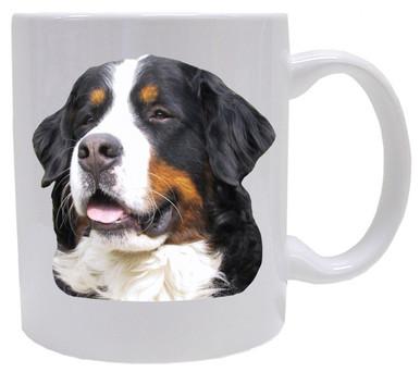 I Love My Bernese Mountain Dog Coffee Mug