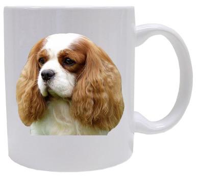 I Love My Cavalier King Charles Coffee Mug