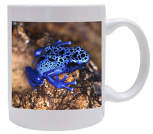 Blue Frog Coffee Mug