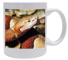 Copperhead Snake Coffee Mug