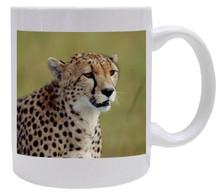 Cheetah Coffee Mug