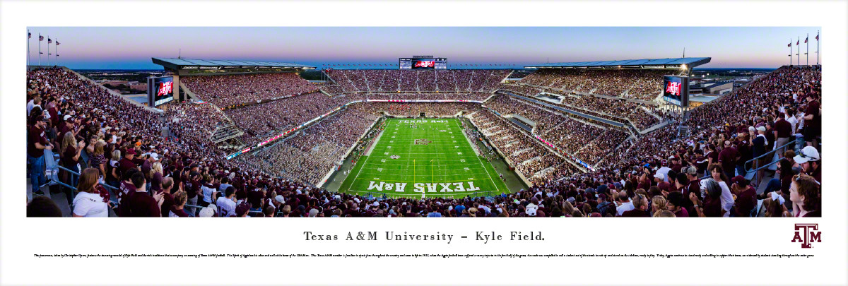 Kyle Field - Facts, figures, pictures and more of the Texas A&M