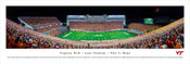 """This is Home"" Virginia Tech Hokies at Lane Stadium Panorama"