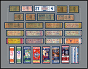 New York Yankees Tickets to History - Replica Ticket Frame