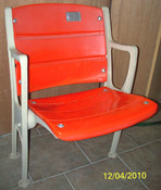 Shea Stadium Seat - New York Mets 1