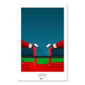 Pittsburgh Steelers - Heinz Field Art Poster
