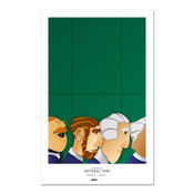 Washington Nationals - Nationals Park Art Poster