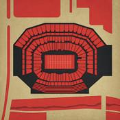 Levi's Stadium - San Francisco 49ers City Print