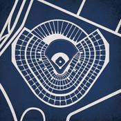 Old Yankee Stadium - New York Yankees City Print