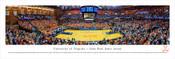Virginia Cavaliers at John Paul Jones Arena Panorama Poster