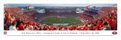 """Inaugural Game"" San Francisco 49ers at Levi's Stadium Panorama"