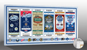2014 NHL Winter Classic Tickets to History Canvas Print