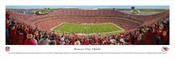 Kansas City Chiefs at Arrowhead Stadium Panorama Poster