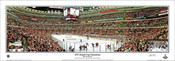 """2013 Stanley Cup Champions"" Chicago Blackhawks Panoramic Poster"