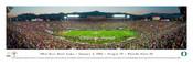 """2015 Rose Bowl"" Oregon Ducks Panorama Poster"