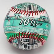 Fenway Park 100 Year Anniversary Baseball