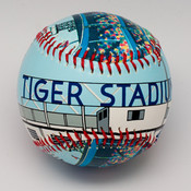 Tiger Stadium Baseball