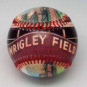 Wrigley Field Stadium Baseball