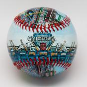 Comerica Park Stadium Baseball