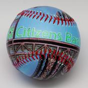Citizens Bank Park Stadium Baseball