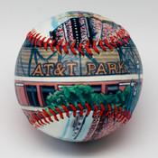 AT&T Park Stadium Baseball