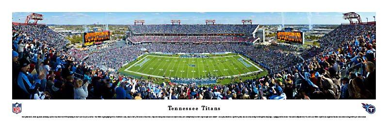 Nissan Stadium, Tennessee Titans football stadium - Stadiums