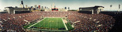 """""""Old Solider Field"""" Chicago Bears Panoramic Poster"""