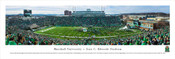 Marshall Thundering Herd at Joan Edwards Stadium Panorama Poster