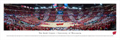 Wisconsin Badgers at the Kohl Center Panorama Poster