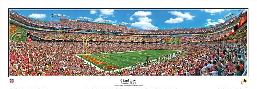 Fedex Field Washington Redskins Football Stadium Stadiums Of